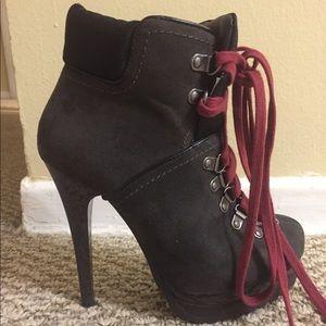 Xhileration lace boots